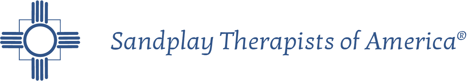 Sandplay Therapists of America Retina Logo