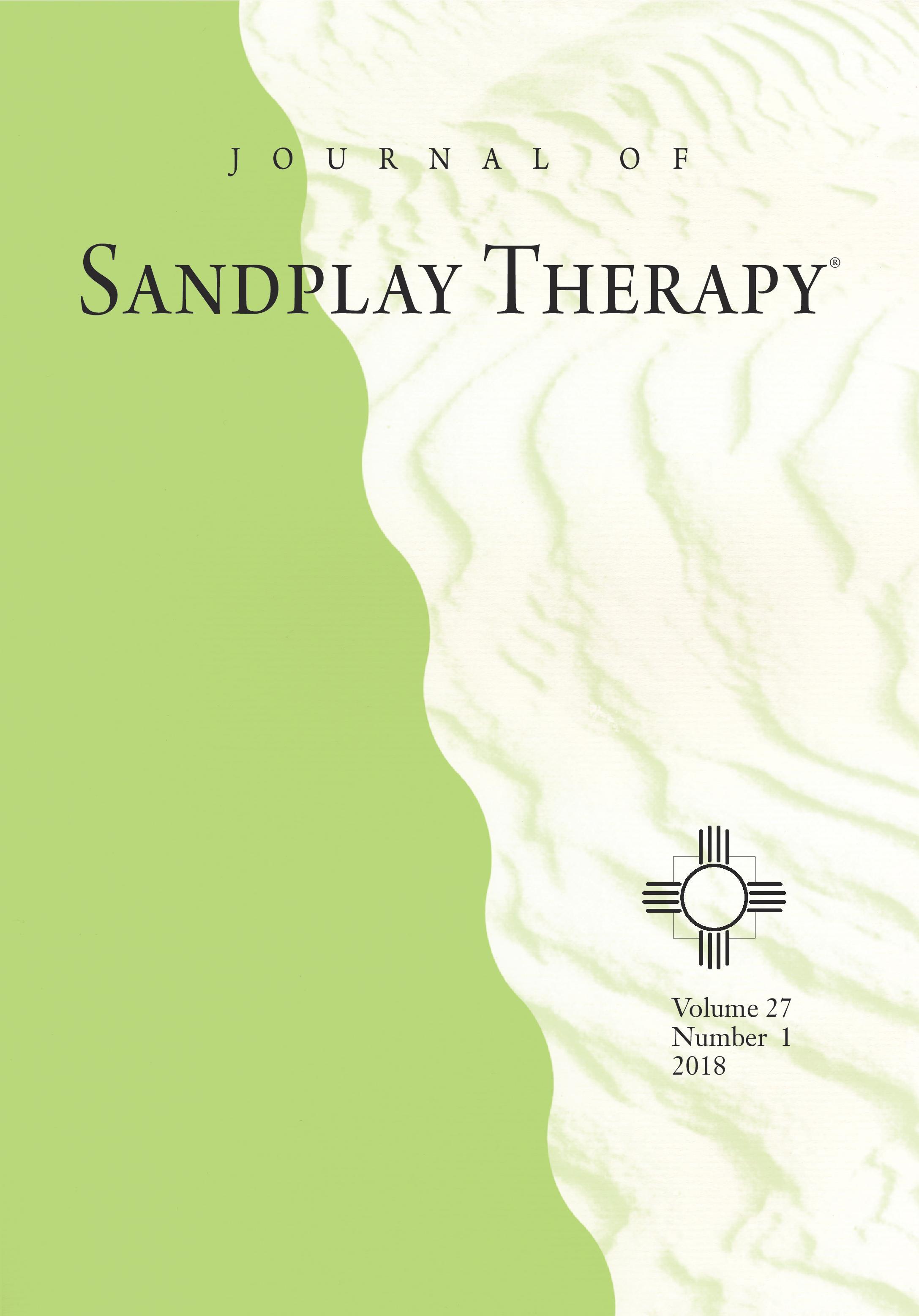 Volume 27 Number 1 2018 Sandplay Therapists Of America